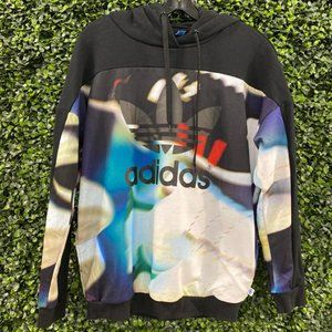 Adidas Size XS Multi-Color Hoodie
